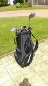 Taylormade XD burner golf clubs