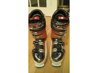 Salomon 10 Impact menz's size 10 ski boots