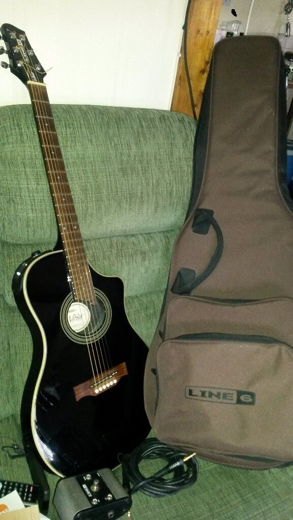 Line 6 Variax 700 Acoustic Cash On Pick Up Or May Deliver Local
