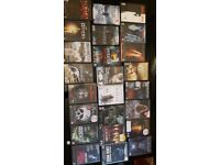 24 Various DVDs, horror, scary movies