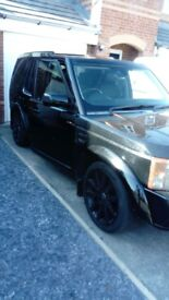 Stunning Landrover Discovery 3 (needs compressor hence price)