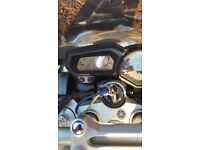 Yamaha Fz1 n low mileage.