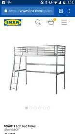 Ikea High Sleeper Bed
