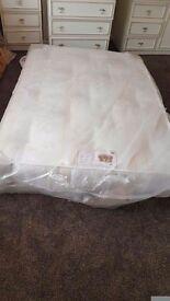 Brand new duble size mattress