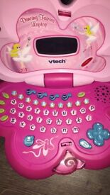 Vetch dancing fairies laptop - educational - maths - words - logic - fun