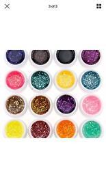16 brand new UV gels