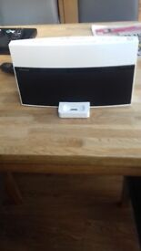 PIONEER CD PLAYER AND I PHONE Docking STASION