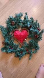 Brand new Christmas wreath