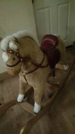Mama's and papas rocking horse