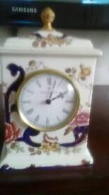 Mason mantel Clock