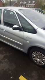 2005 Citreon Xsara Picasso Exclusive 1.6 Hdi - excellent condition