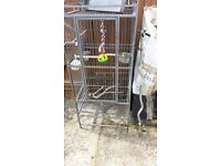 STAINLESS STEEL CAGE FOR SALE