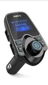 Radio car transmitter