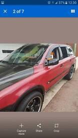 Volvo xc90 7 seater