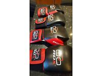 Boxing gloves RDX 2 x pairs 10 and 14 oz
