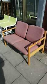 2 seater sofa ercol