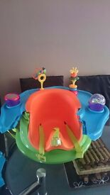 Summer Infant 3 stage super seat in boxed