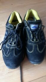 Mens size 10 Portwest steel toe cap safety trainers