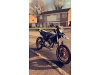 WR 125 fresh swap for a car