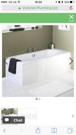1700 acrylic bath front panel