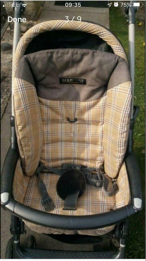 Mama's & papa's pushchair set | in New Milton, Hampshire ...