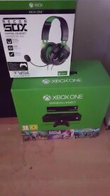 **Xbox One with bundle, BARGIN**
