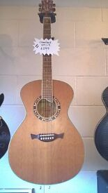 CRAFTER GT-15 ACOUSTIC GUITAR. STUNNING GUITAR!