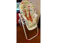 Mamia high chair