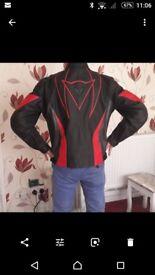 Jacket for motor bike