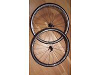 Campagnolo Khamsin Asymmetric Clincher Wheelset