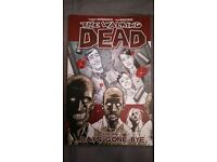 The Walking Dead - Days Gone By - hardback comic