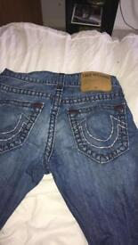 Real true religion jeans