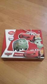 Disney Pixar Cars Jigsaws from The Disney Store