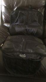 Car seat underlay