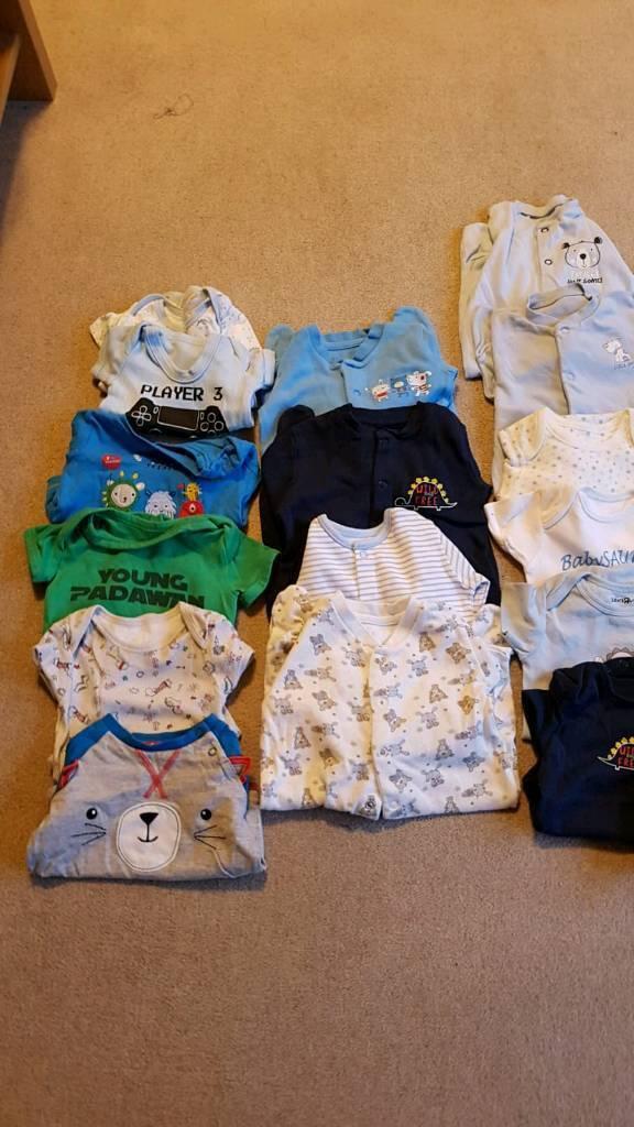 0de81af04 Newborn baby boy clothes bundle
