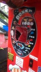 spare or repairs boxing machine
