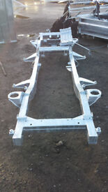 land rover discovery 1 galvanised chassis