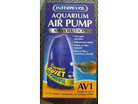 Aquarium Air Pump - Internet AV1 (Ultra Quiet)