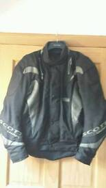 Motorbike jacket. Size L