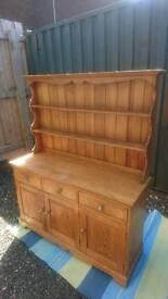 Solid pine dresser /sideboard