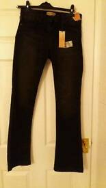 Ladies black jeans size 12