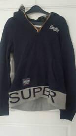 Superdry like hoodie