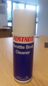Throttle body cleaner x 12 160ml