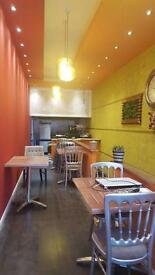 RUNNING BUSINESS RESTAURANT IN SOUTHALL TO RENT- £2250 PER MONTH