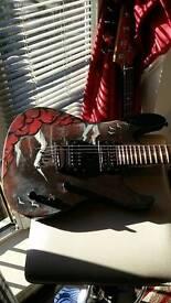 Dean Vendetta guitar