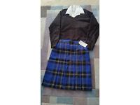 Black School Jumper and School Skirt