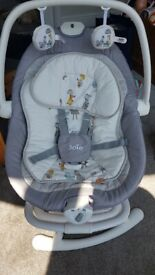 Joie 2in1 Baby Chair/Swing