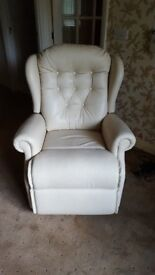 Mobility Armchair in excellent condition. Mains powered with 3 different settings