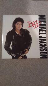 "Michael Jackson ""Bad"" (Vinyl)"