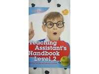 Teaching assistant Level 2 Teena Kamen